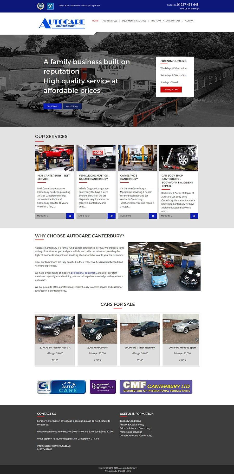 autocare-canterbury