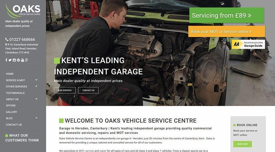 oaks-service