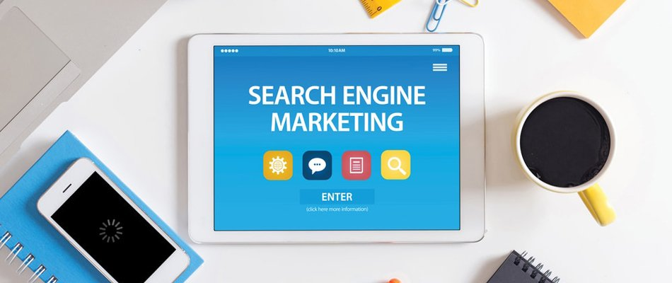 search engine marketing from Bridget Designs website design Kent