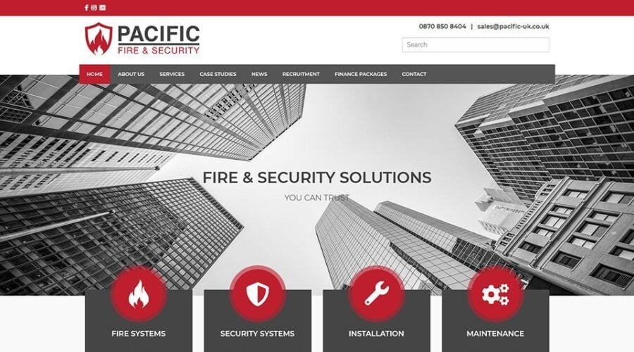 Pacific-Fire-and-Security-Systems