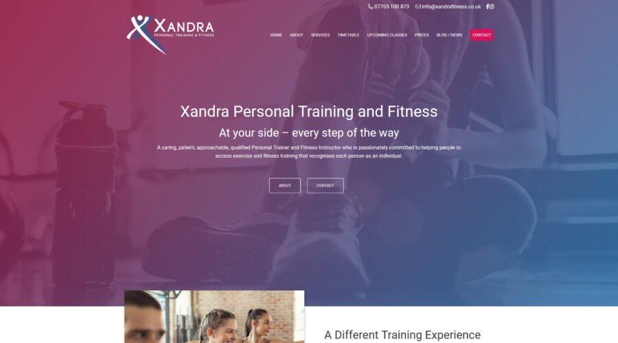 Xandra Fitness