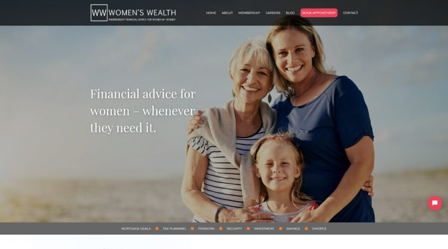 Womens Wealth