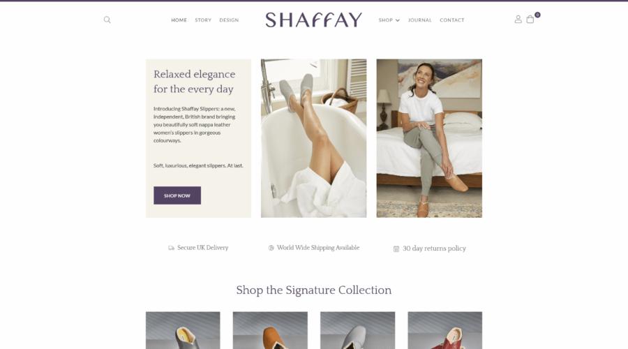 Shaffay Slippers