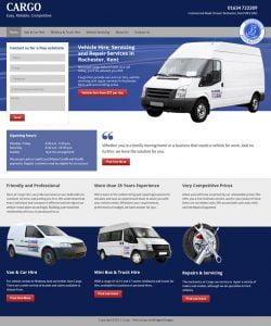 Web Design Portfolio Of Bridget Designs Based In