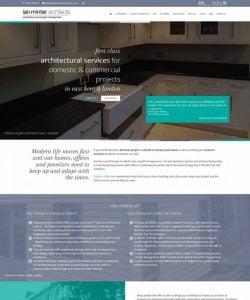 Ian Minter Architects Website