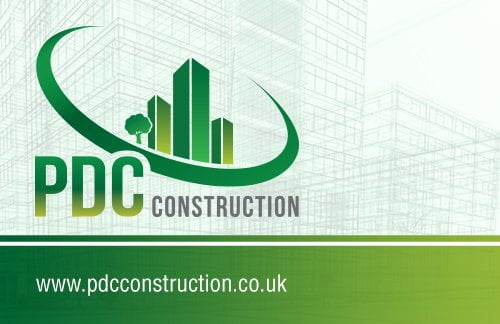 PDC Construction Business Card