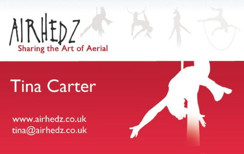 Airhedz Business Card