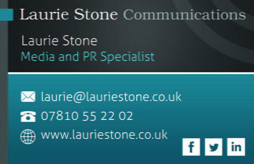 Laurie Stone Business Card