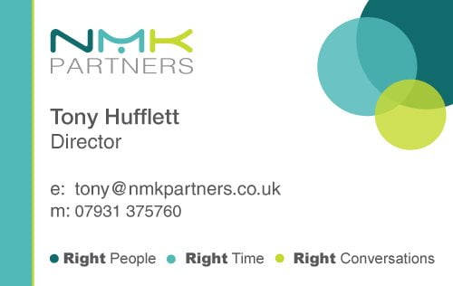 NMK Partners Business Card