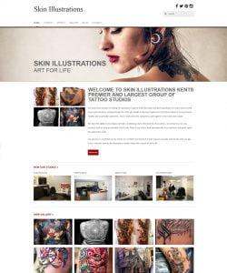 Skin Illustrations