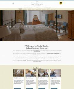 B&B Website Design